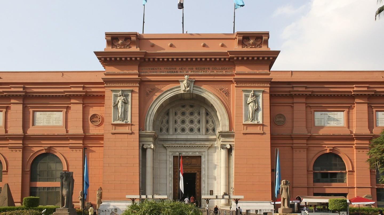Bảo tàng Ai Cập ở Cairo