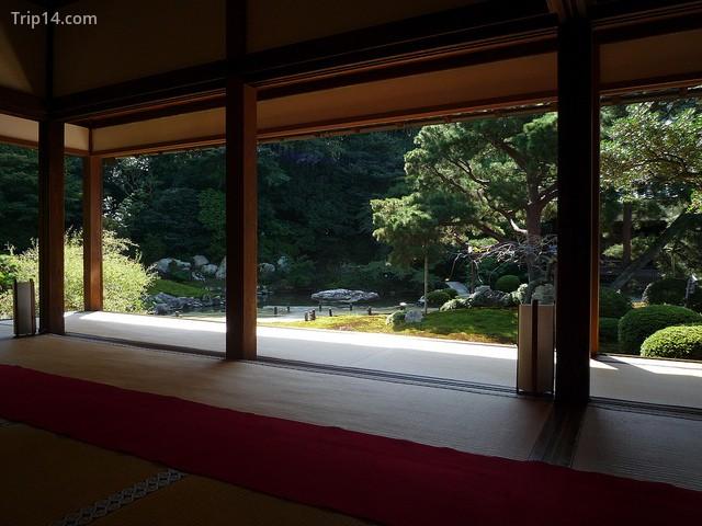 Đền thờ Shoren-in - Trip14.com