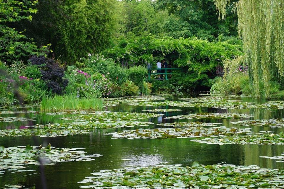 Trong vườn nhà hoạ sĩ Monet - Khám phá Bretagne, Pháp - Ảnh 4