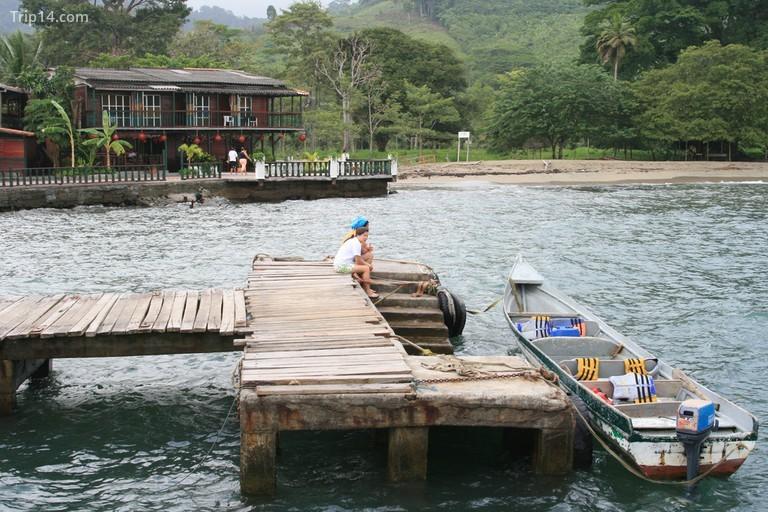 Capurgana là một nơi tuyệt vời để tổ chức một chuyến đi lặn