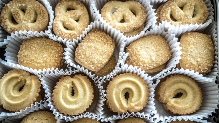 Bánh quy bơ Đan Mạch