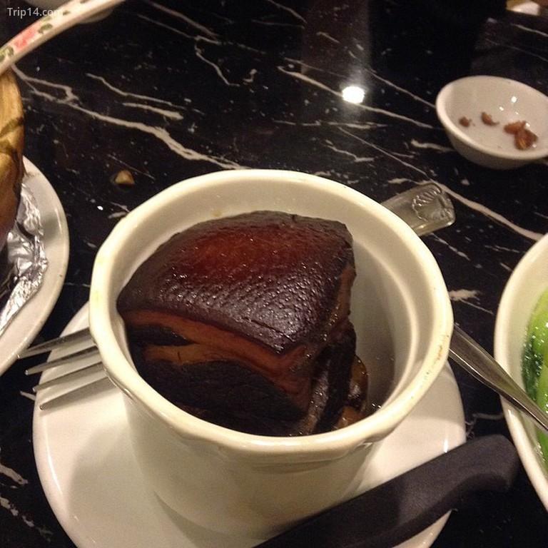 Thịt lợn Dongpo
