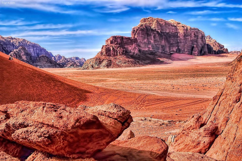 Wadi Rium   |