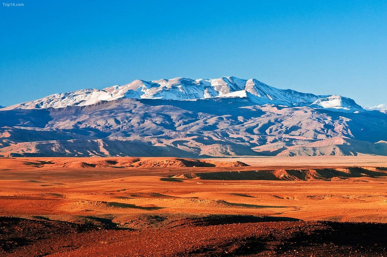 Dãy núi Atlas   |