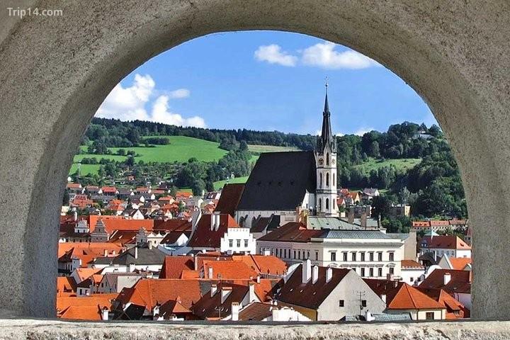 Český Krumlov, Cộng hòa Séc