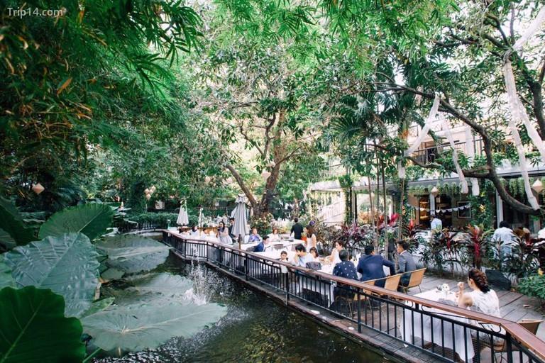 Vườn cung điện Dinsor, Krung Thep Maha Nakhon - Trip14.com