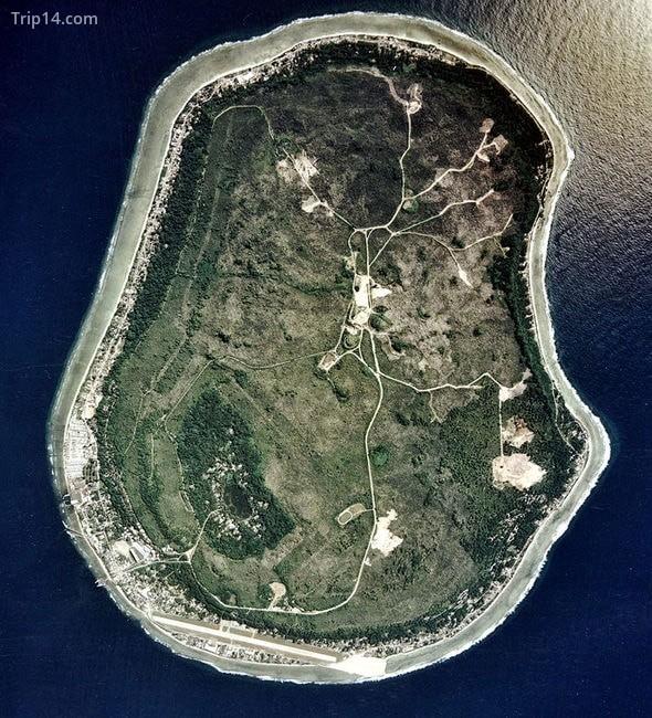Nauru từ trên cao | © ARM / WikiCommons