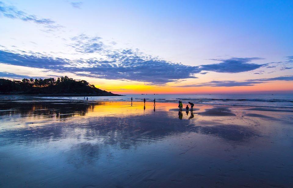 Biển Quỳnh - vẻ đẹp hoang sơ của vùng đất xứ Nghệ