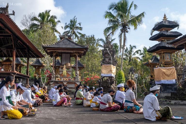 Lễ hội Galungan là một lễ hội độc đáo ngập tràn nghi lễ và truyền thống | Được phép của Crabtree & Evelyn