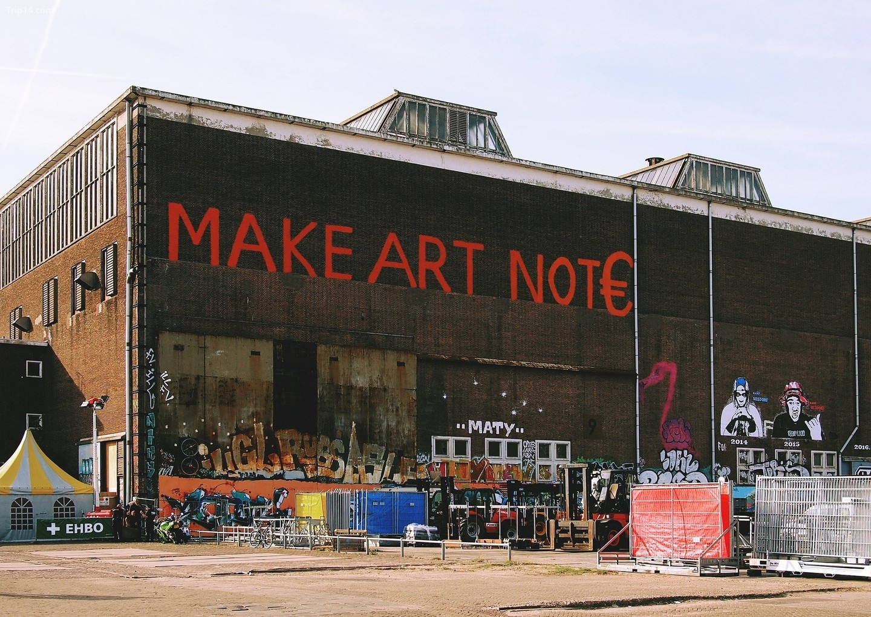 NDSM-Werf, Amsterdam