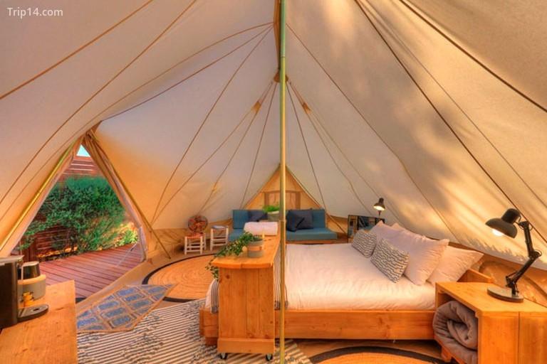 Lều ngủ của Glamping Eco Spirit
