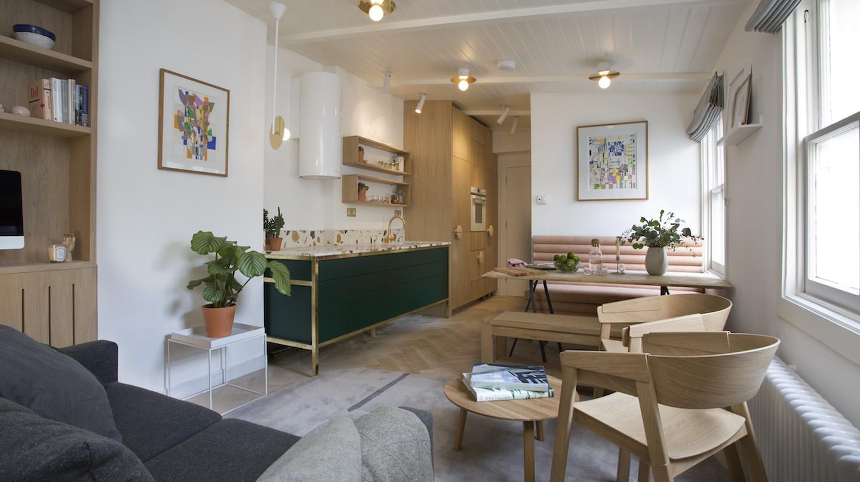 15 ý tưởng thiết kế thông minh cho những căn hộ nhỏ trong thành phố