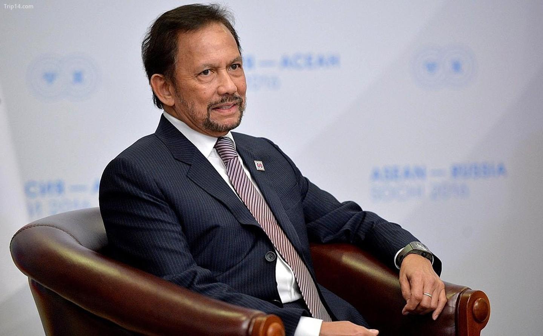Không nên nói hoặc chia sẻ bất cứ điều gì không tốt về Quốc vương Hassanal Bolkiah ở Brunei