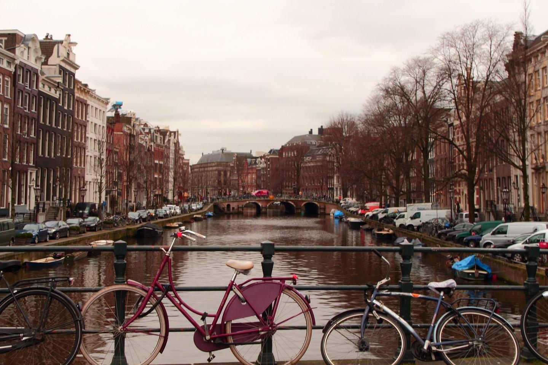 Vành đai kênh đào của Amsterdam