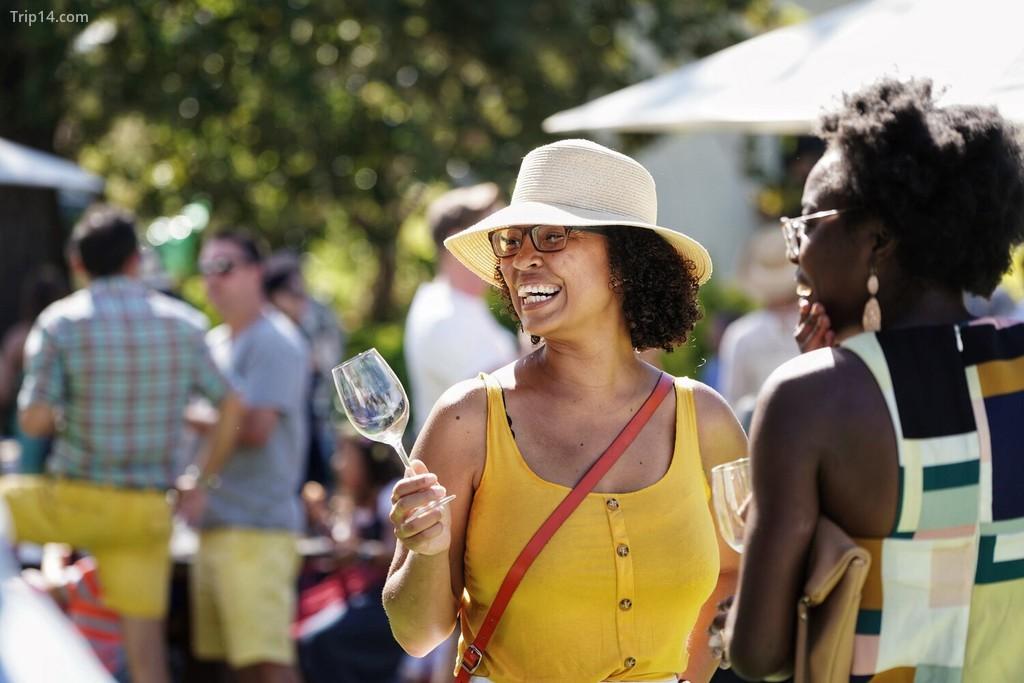 Constantia Fresh diễn ra ở vùng rượu vang lâu đời nhất Nam Phi