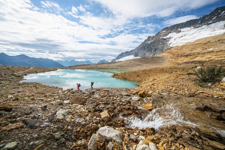 Vườn quốc gia Yoho, Canada