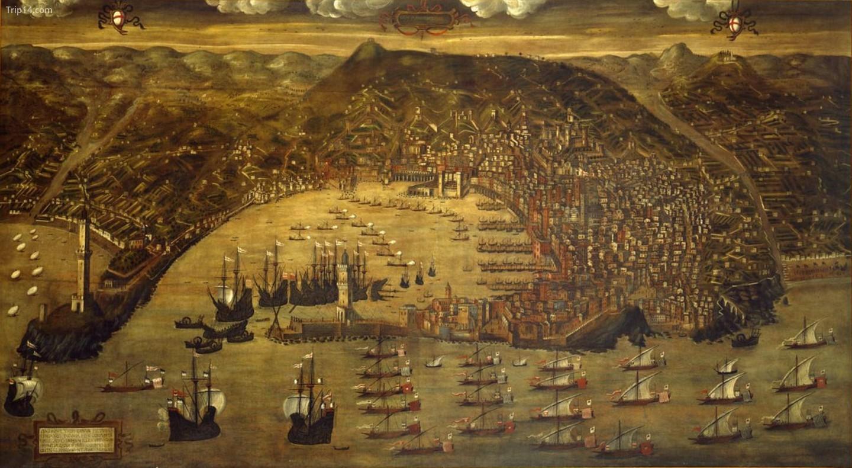 Quang cảnh Genoa   |