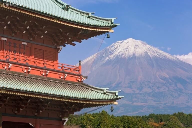 Cảnh quan ở Hakone