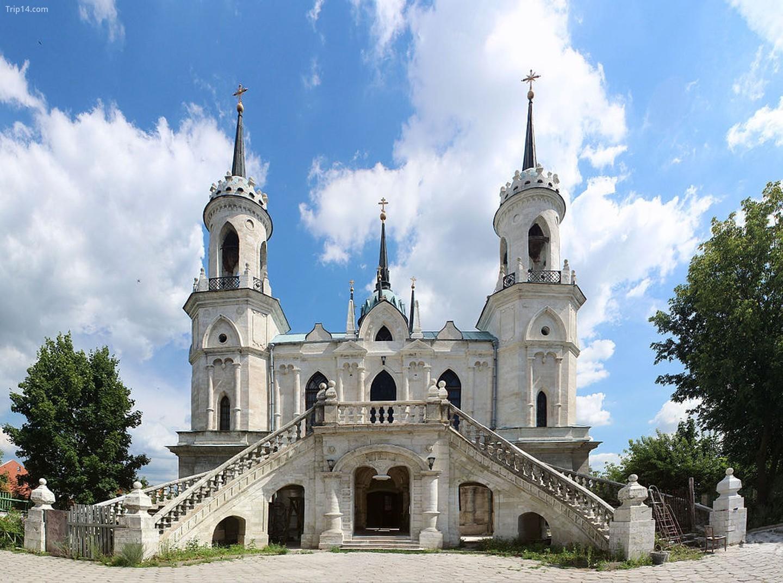 Nhà thờ Theotokos của Vladimir (Bykovo)   |
