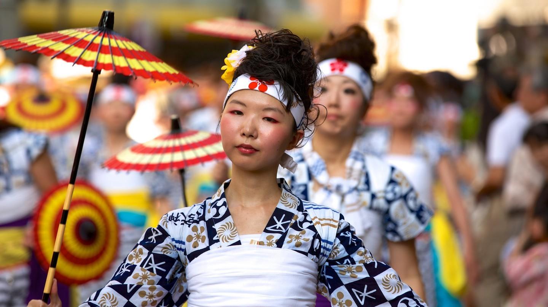 Khám phá các lễ hội ở Nhật Bản theo từng tháng