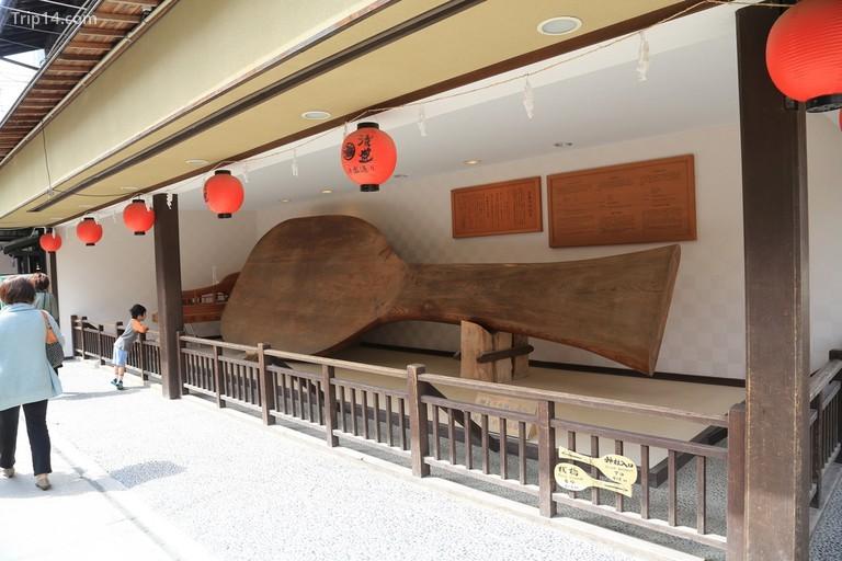 Khám phá những muỗng cơm lớn nhất thế giới trên Đảo Miyajima