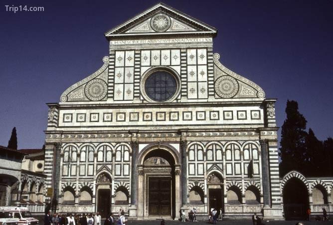 Vương cung thánh đường Santa Maria Novella - Trip14.com