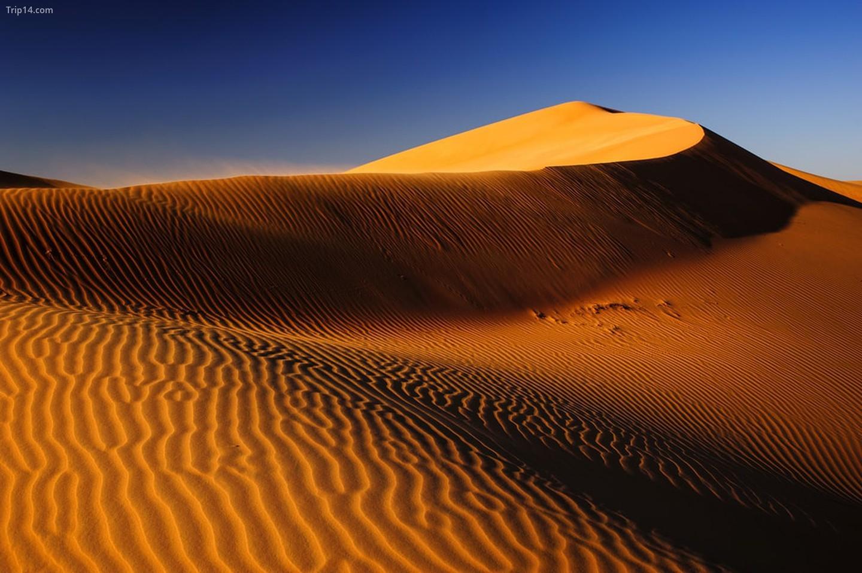 Empty Quarter, bán đảo Ả Rập