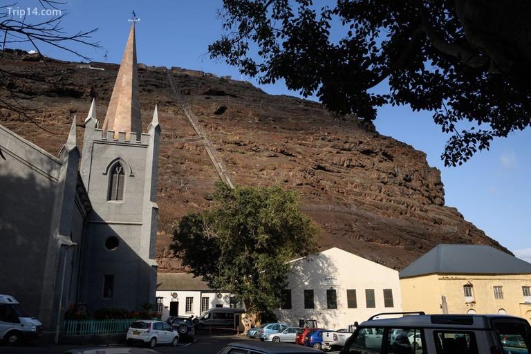 Nhà thờ Anh giáo St James là nhà thờ Anh giáo lâu đời nhất ở Nam bán cầu