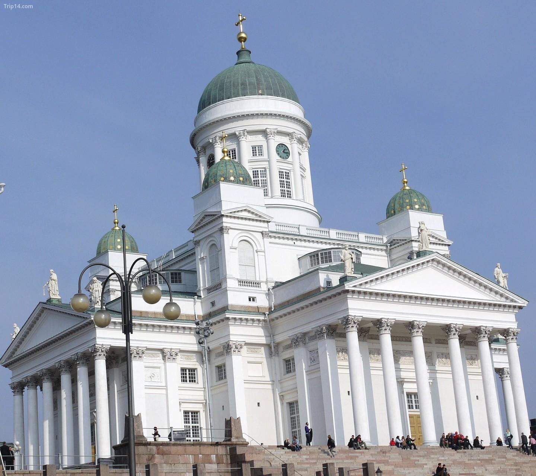Nhà thờ Lutheran / Khám phá Phần Lan / Flickr