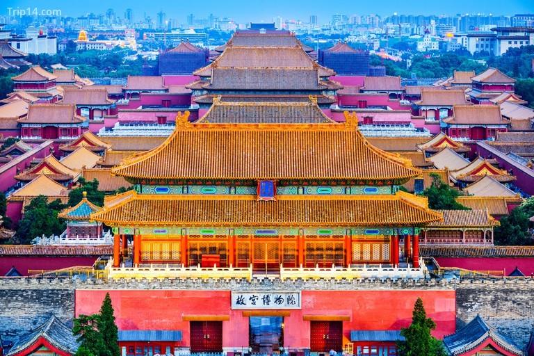 Tử Cấm Thành, Bắc Kinh, Trung Quốc
