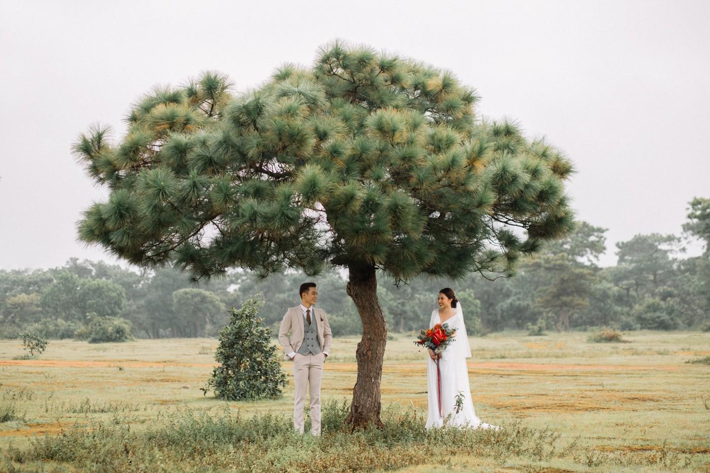 Cùng ngắm những bức ảnh đẹp đến mệt xỉu của cặp đôi chụp tại Gia Lai