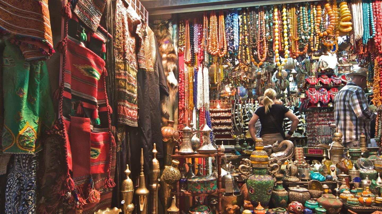 Những món quà lưu niệm độc đáo của người Oman