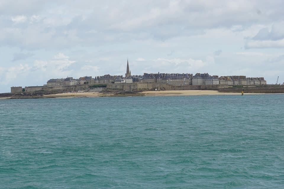 Thành phố Sant Malo, thành phố của những tên cướp biển xưa kia. - Khám phá Bretagne, Pháp - Ảnh 20