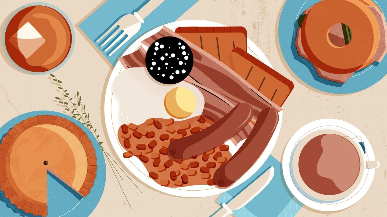 Bữa sáng nước Anh © Culture Trip