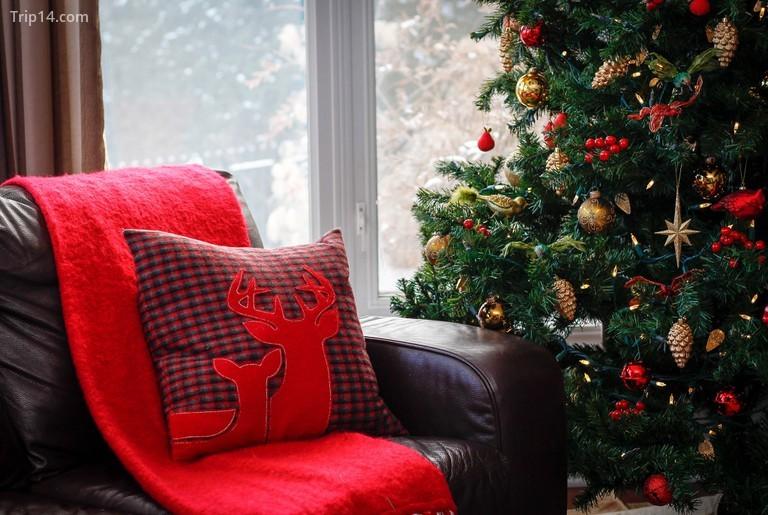 Trang điểm ngôi nhà của bạn với những thứ cần thiết cho Giáng sinh © Marco Verch / Flickr
