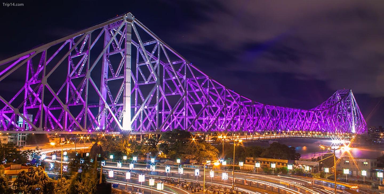 Cần hơn 26.000 tấn thép để xây dựng Cầu Howrah