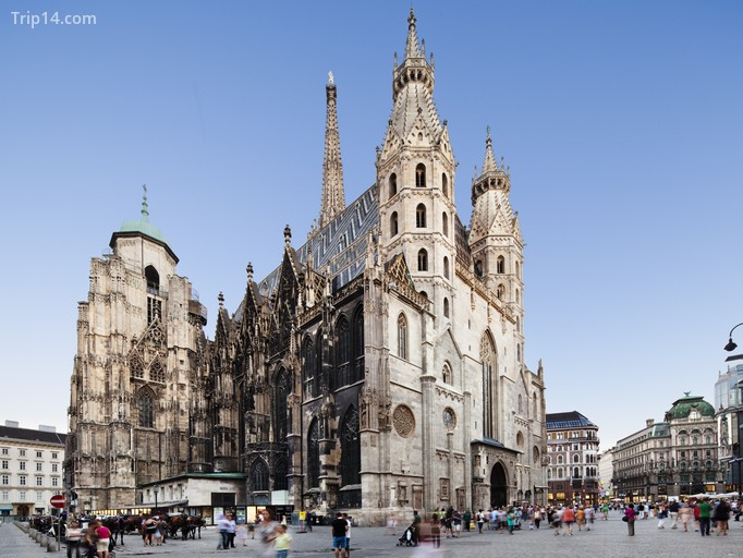 Nhà thờ St. Stephen, Vienna, Áo - Trip14.com