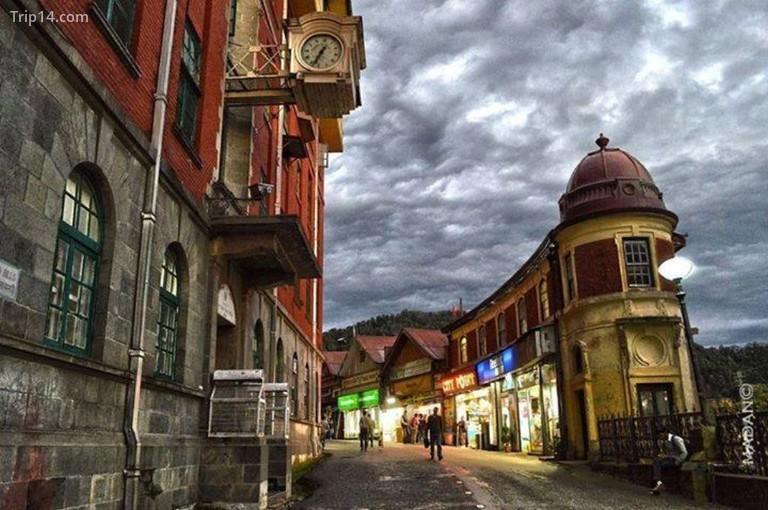 City Point, The Mall Road © Jannat-e-Shimla / Facebook