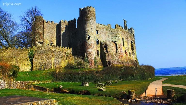 Lâu đài Smilearne, Wales © Les Haines / Flickr - Trip14.com
