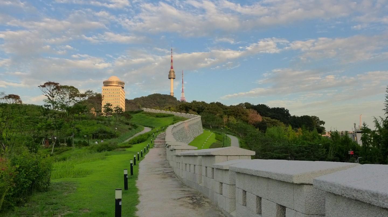 Núi Namsan | © định hướng du lịch / Flickr