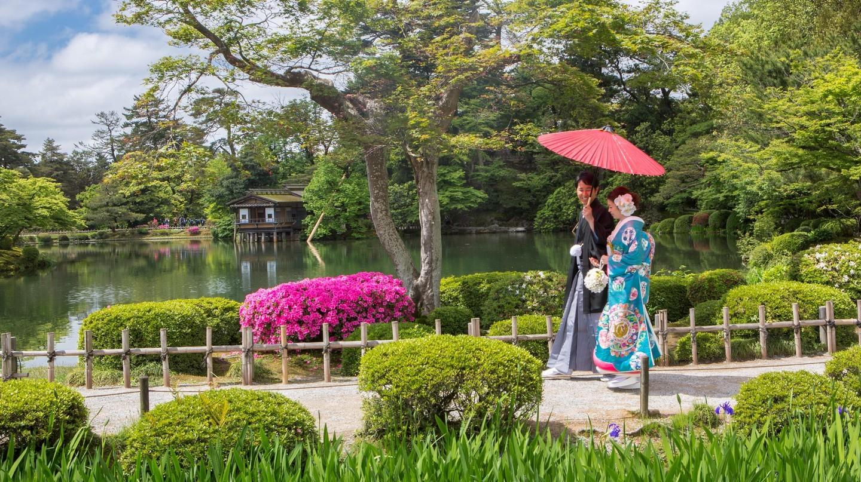 14 thành phố và thị trấn đẹp nhất ở Nhật Bản