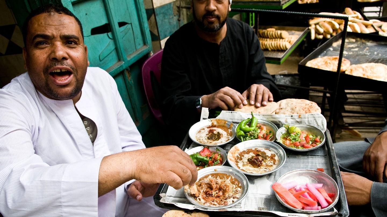 Ai Cập còn xa hơn cả sông Nile và Kim tự tháp - đó cũng là thiên đường ẩm thực