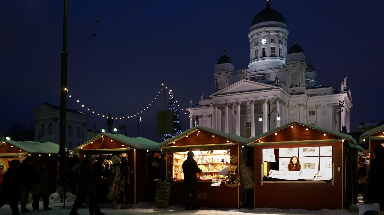Những hoạt động thú vị ở Helsinki vào Giáng sinh