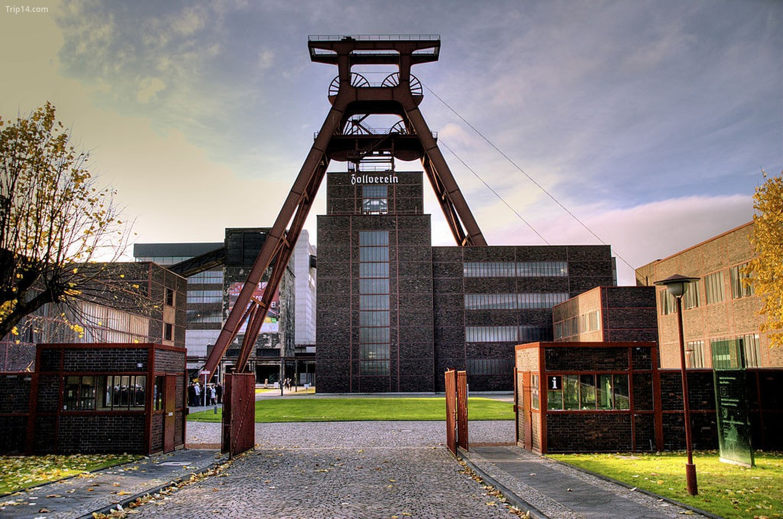 Zeche Zollverein   |