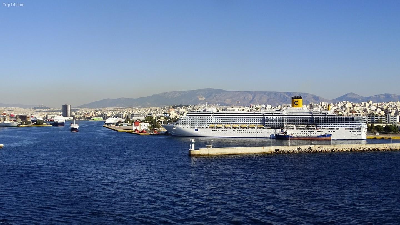 Cảng Piraeus    