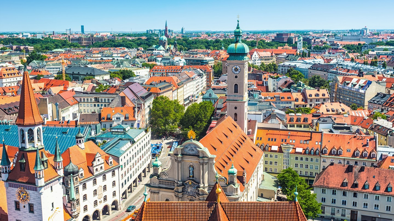 Thành phố Munich năng động, quốc tế gần đây đã được mệnh danh là thành phố đáng sống nhất thế giới