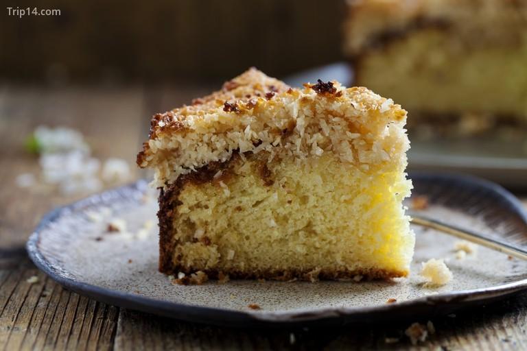 Dream Cake - Bánh mơ Đan Mạch