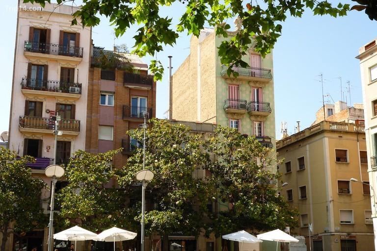Plaça del Sol © Oh Barcelona - Trip14.com