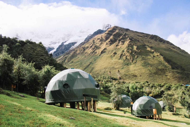 Khu cắm trại Peru EcoCamp