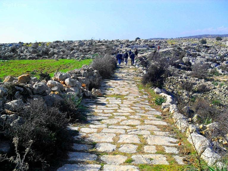 Đường La Mã © Nedim Ardoğa / Wikipedia Commons